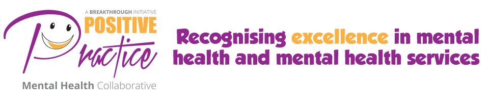 Positive Practice in Mental Health - National Awards